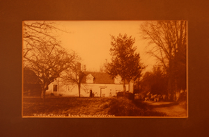 An historic image of the Hurdlemakers Arms Public House in Woodham Mortimer, near Maldon and Danbury, Essex