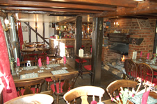 The Hurdlemakers Arms Restaurant